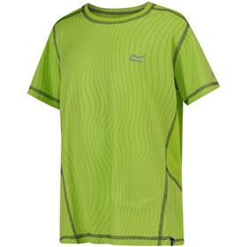 Regatta Dazzler - T-shirt manches courtes Enfant - vert